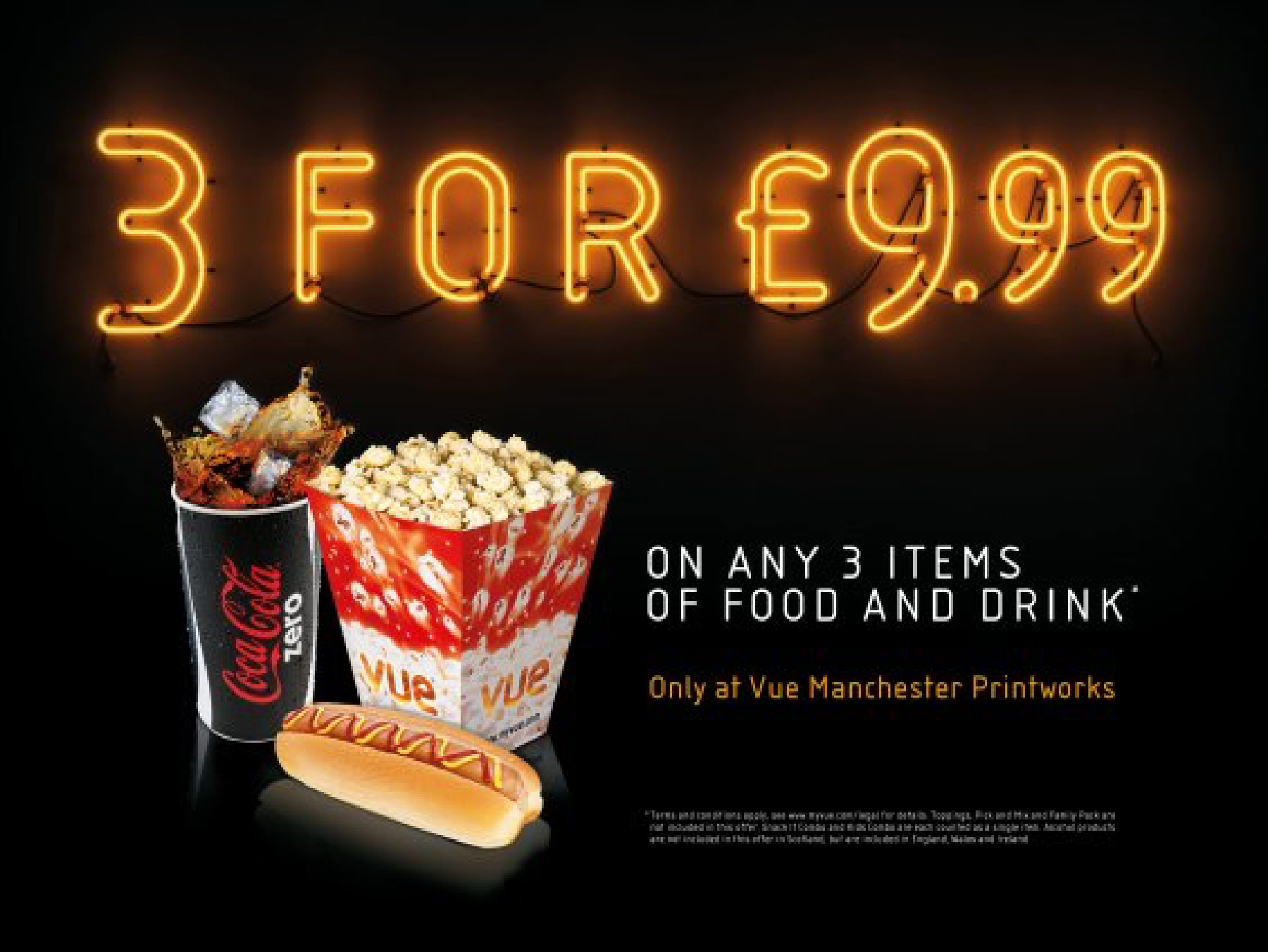 cinema offer