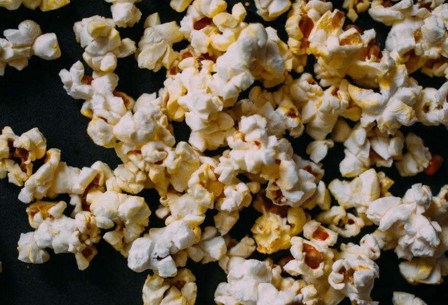 Vue popcorn