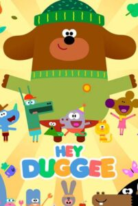 Hey Duggee at the Cinema – Autumn Collection