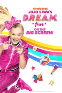 JoJo Siwa's D.R.E.A.M. Tour on the Big Screen