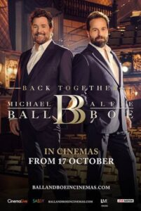Michael Ball & Alfie Boe – Back Together