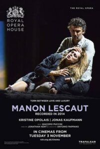 The Royal Opera: Manon Lescaut