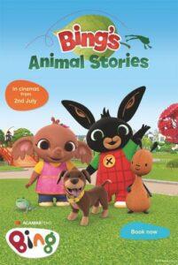 Bing's Animal Stories