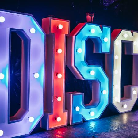 Cargo nightclub Disco lights