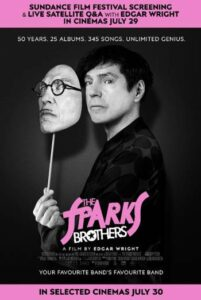 The Sparks Brothers + Live Q&A with Edgar Wright