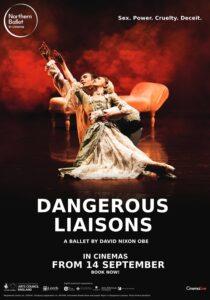 Northern Ballet: Dangerous Liaisons