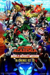 My Hero Academia: World Heroes' Mission (Dubbed)