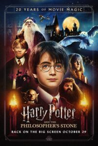 Harry Potter And The Philosopher's Stone (RE:2021)
