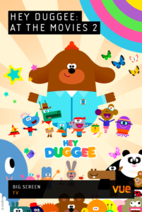 Hey Duggee at the Movies 2